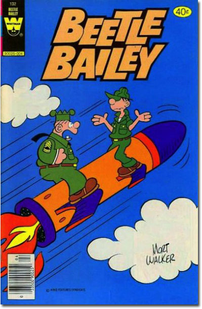 beetle bailey coloring pages - photo#36