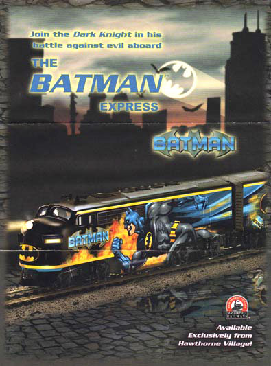 Batman Express