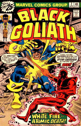 Black Goliath #2