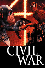 Civil War comic book