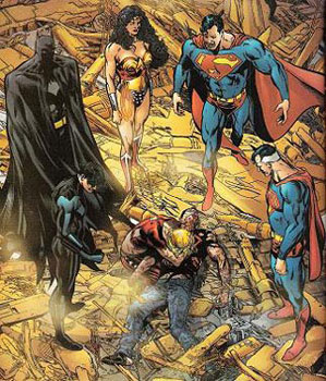 Death of Kon-El