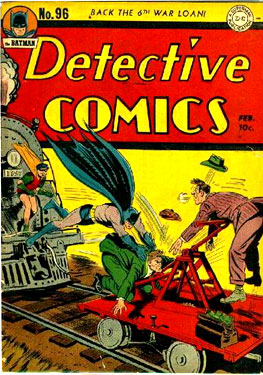 Detective #96