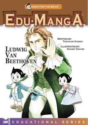 Edu-Manga: Beethoven