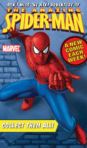 Free Spidey graphic