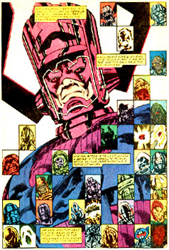 John Byrne's Galactus