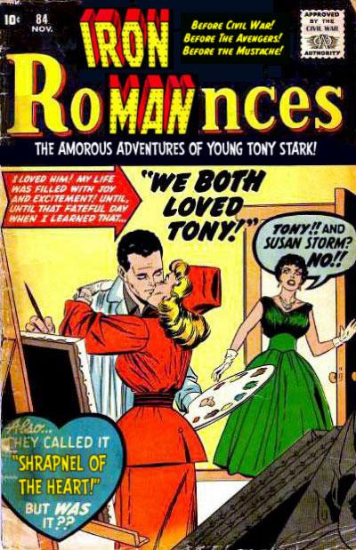 Iron Romances #84