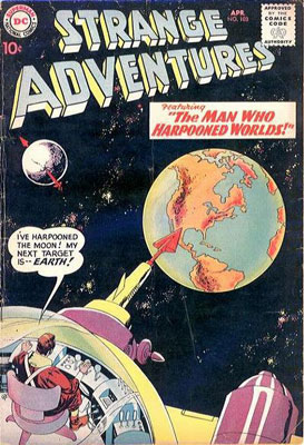 Strange Adventures #103