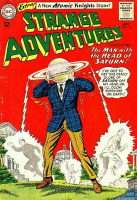 Strange Adventures #156
