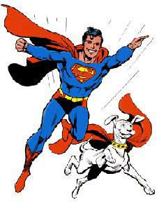 Superboy!