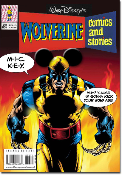 Wolverine Comics & Stories