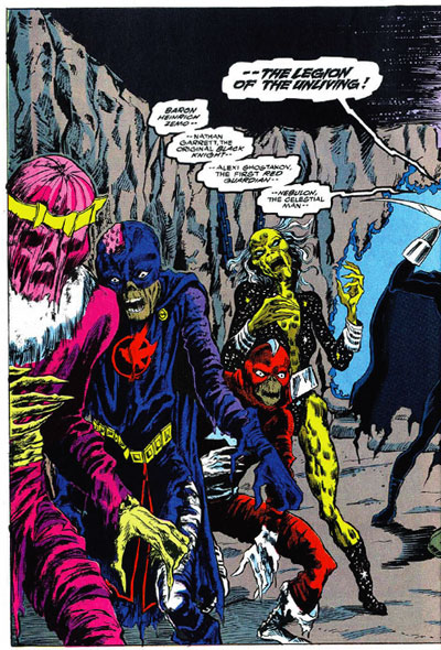 Avengers #353