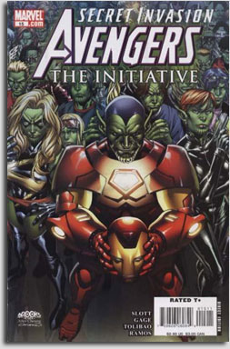 Avengers  Initiative #15