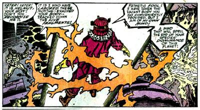 Captain America #362